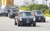 'Sơ yếu lý lịch' xe bọc thép chở Tổng thống Mỹ Donald Trump