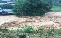 Dự báo thời tiết 26/10: Nước lũ tiếp tục lên cao