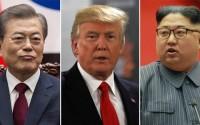 Lãnh đạo Mỹ - Triều - Hàn có thể cùng tuyên bố kết thúc chiến tranh