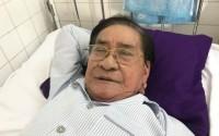 NSƯT Nam Hùng lại vào bệnh viện cấp cứu