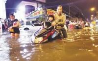 TPHCM vẫn xuất hiện nhiều điểm ngập lụt mới vào mùa mưa