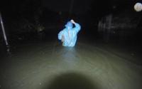 Thực hư tin 3 người chết đuối trong vùng ngập lụt ở Chương Mỹ, Hà Nội