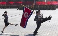 Điều bất ngờ trong lễ duyệt binh Triều Tiên