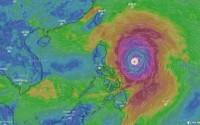 Siêu bão MANGKHUT giật trên cấp 17 đổ bộ vịnh Bắc Bộ: Kịch bản nguy hiểm