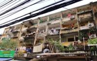 Bên trong những khu chung cư cũ Hà Nội: Hoang tàn, xuống cấp