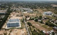 Làng đại học Đà Nẵng: 20 năm vẫn chưa thành hình