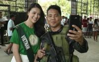 Nguyễn Phương Khánh bị sốt cao ngay trước thềm chung kết Miss Earth 2018