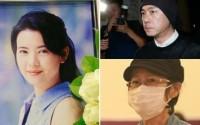 Tang lễ Lam Khiết Anh: Chị gái xót xa ứa nước mắt trước di ảnh, Trương Vệ Kiện buồn bã