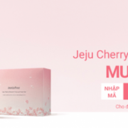 Review Innisfree Cherry Blossom Tone Up Cream – Cấp Ẩm Nâng Tone