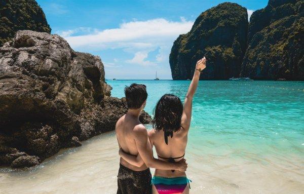 Mánh khóe tự thân phượt hết Phuket - Bangkok chất như couple nhà người ta
