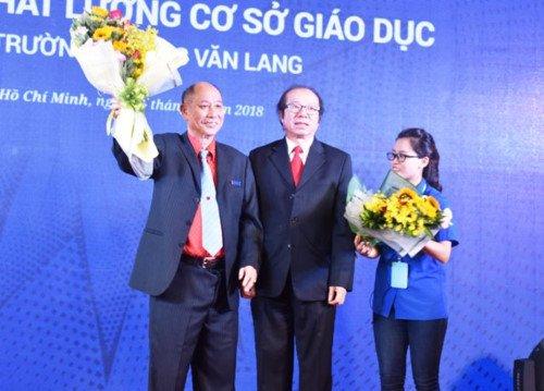 Trường ĐH Văn Lang đạt chuẩn kiểm định chất lượng giáo dục