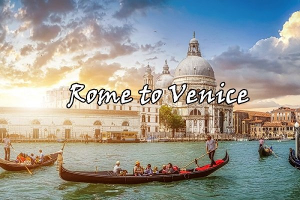 Con đường đi từ Rome đến Venice trải nghiệm không gian nghệ thuật