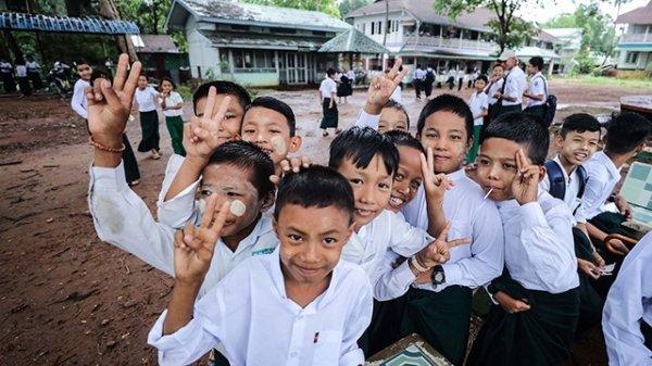 Một Myanmar khác lạ