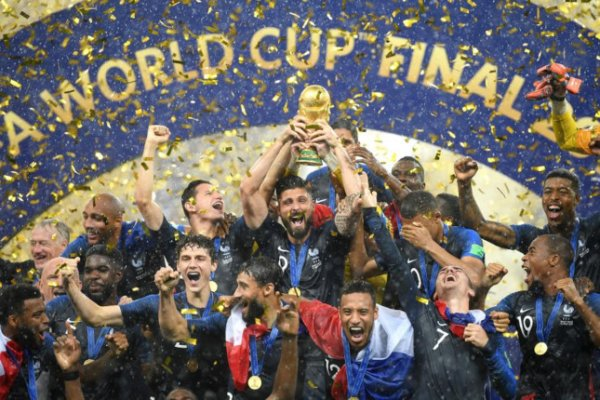 Vì sao Pháp vô địch World Cup 2018