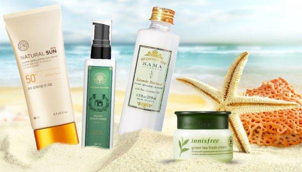 Kết quả hình ảnh cho kinh doanh skincare mùa hè