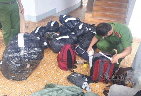 2 đối tượng xưng nhà báo, 'cướp' máy bắn tốc độ của CSGT