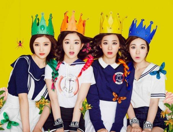 Học lỏm bí quyết trang điểm xinh như Red Velvet qua các mùa comeback