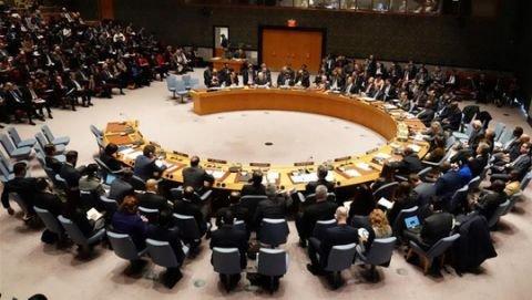 """Nga - Mỹ """"đấu"""" nghị quyết về Venezuela tại Hội đồng Bảo an"""