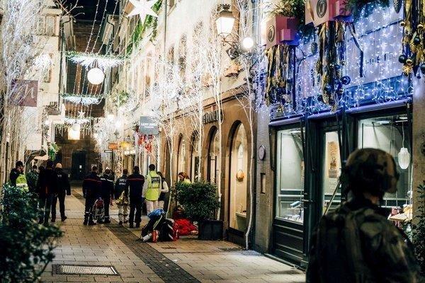 Cảnh sát Pháp tiêu diệt nghi phạm xả súng tại chợ Giáng sinh