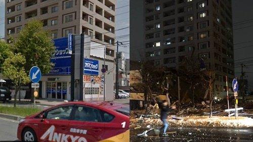 Nhật Bản: Nổ lớn tại nhà hàng, 41 người bị thương