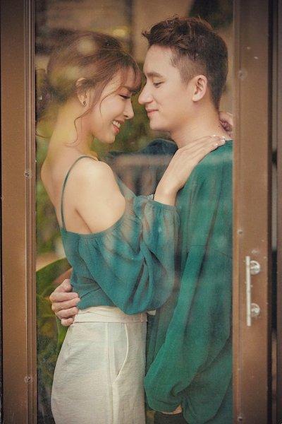 Bạn gái Phan Mạnh Quỳnh tích cực làm đẹp để lấy lại vóc dáng và làn da trắng mịn màng không tỳ vết