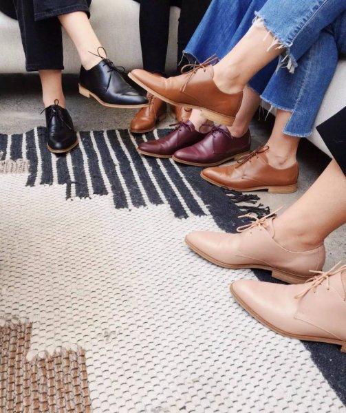 3 mẫu giày chọn đậm chất menswear cá tính, tạo nét chấm phá riêng cho các cô nàng