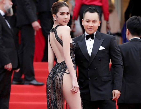 Bất ngờ chiếc váy gây tranh cãi của Ngọc Trinh được bày bán nhan nhản trên MXH