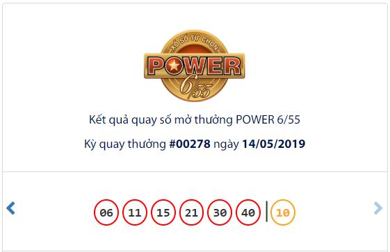 Xổ số Vietlott: Chủ nhân giải Power 6/55 gần 44 tỷ đồng hôm qua có lộ diện?